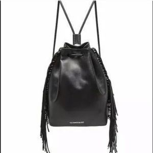 Victoria's Secret • Fashion Show Fringe Backpack